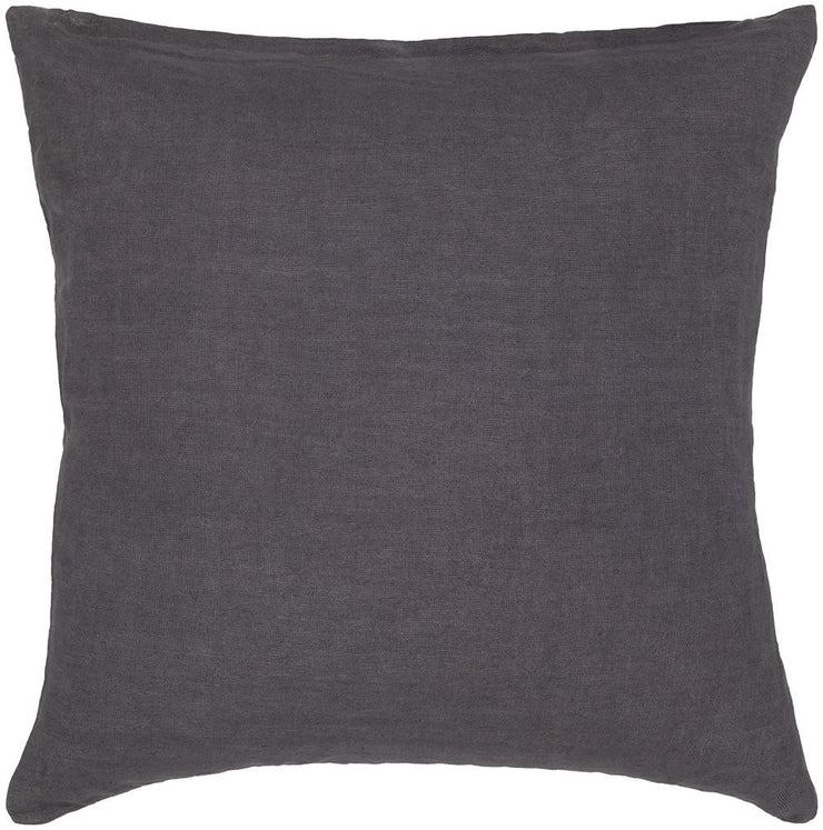 Cotton Pillow in Grey