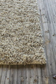 Estilo Collection Hand-Woven Area Rug in Taupe & Ivory