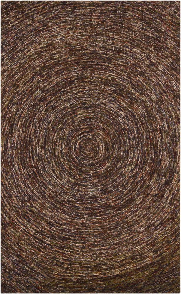 Galaxy Collection Hand-Tufted Area Rug in Multi Color