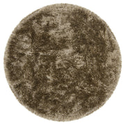 Giulia Collection Hand-Woven Area Rug in Brown