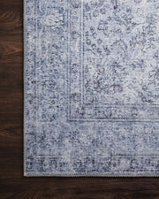 Loren Rug in Slate by Loloi