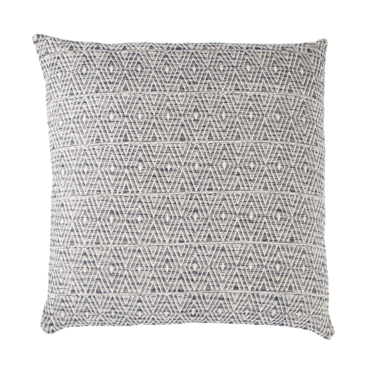 Jaya Trellis Gray & White Pillow design by Jaipur Living