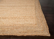 Naturals Tobago Collection Aboo Rug in Natural Silver design by Jaipur Living