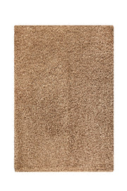 Palo Collection Hand Woven Polyester Area Rug in Silver design by Mat the Basics