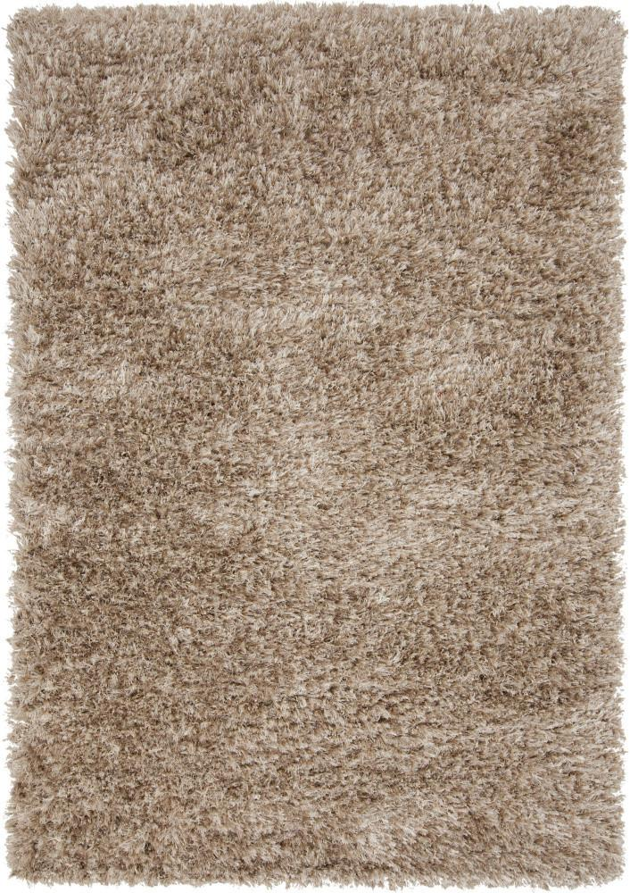 Rhapsody Collection Ultra Plush Area Rug in Papyrus, Tan, and Parchment