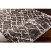 Rhapsody Collection Ultra Plush Area Rug in Parchment design by Surya