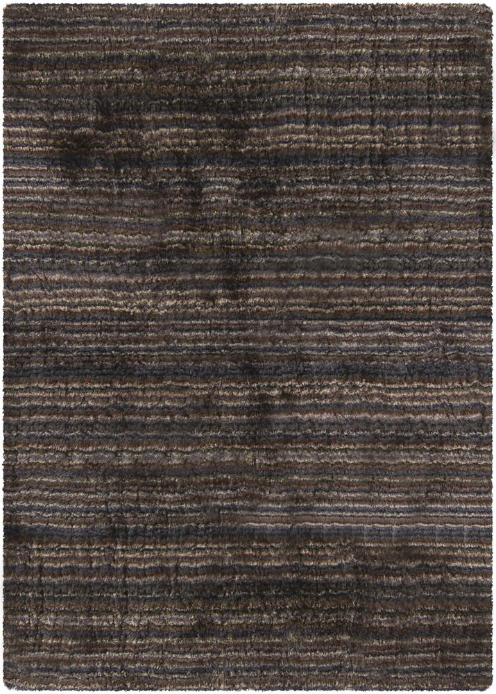 Savona Collection Hand-Woven Area Rug in Blue, Beige, & Burgundy