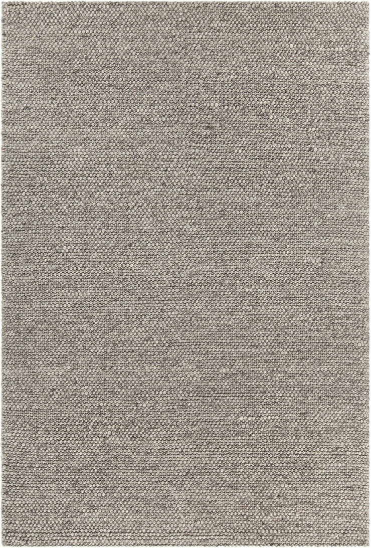Sinatra Collection Hand-Tufted Area Rug in Taupe, Grey, & Cream
