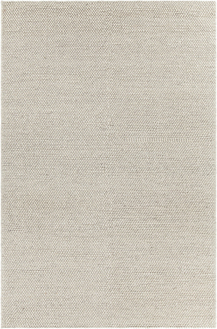 Sinatra Collection Hand-Tufted Area Rug in Cream