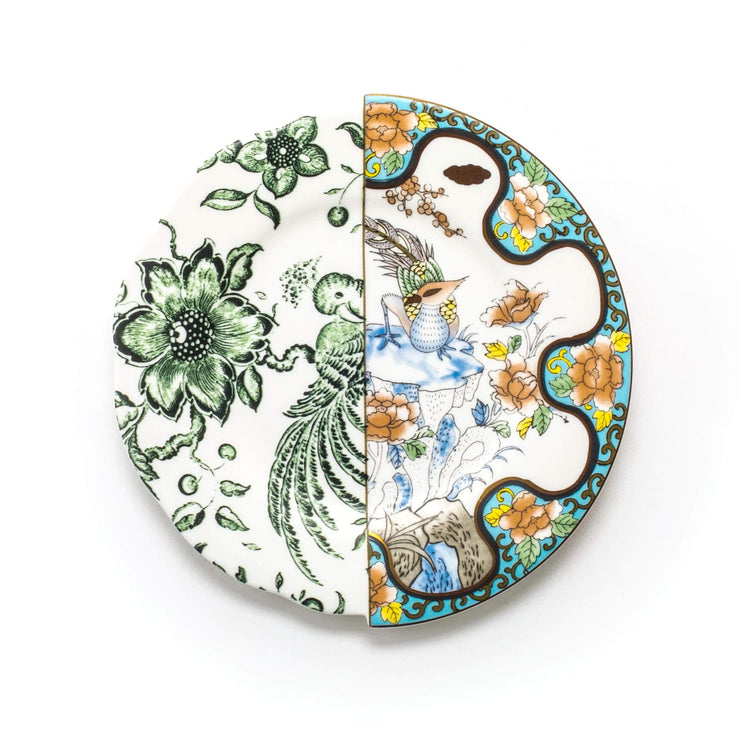 Hybrid Zoe Porcelain Fruit Plate design by Seletti