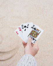 Solitaire Cards design by Areaware