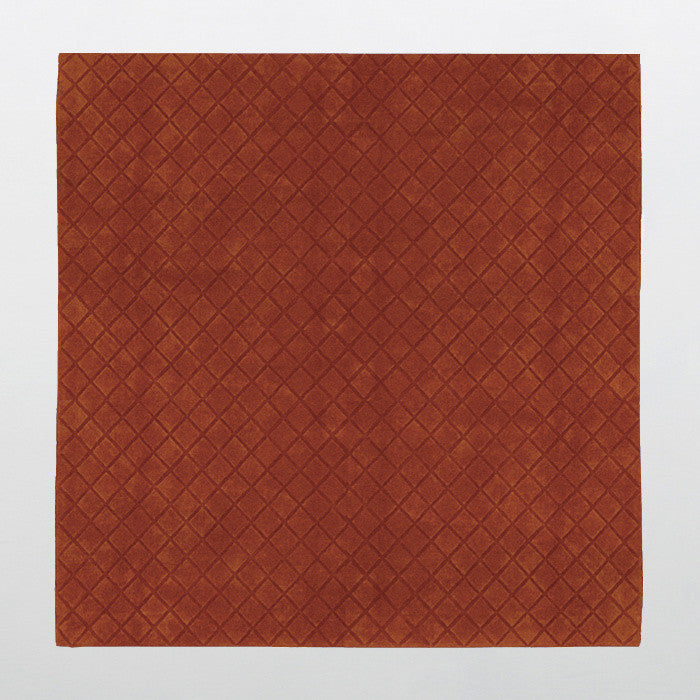 Uomo Carved Collection 100% Wool Area Rug in Assorted Colors design by Second Studio