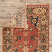 Azra Floral Rug in Phantom & Muted Clay design by Artemis for Jaipur design by Jaipur Living