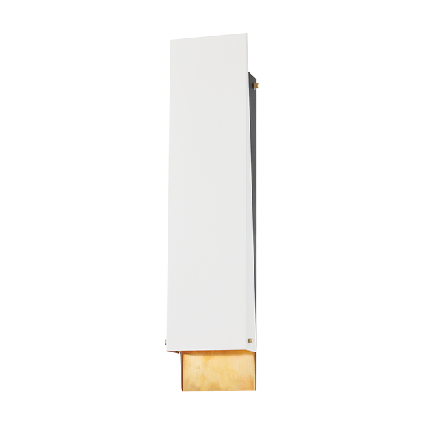 Ratio Large Vertical Sconce by Kelly Behun
