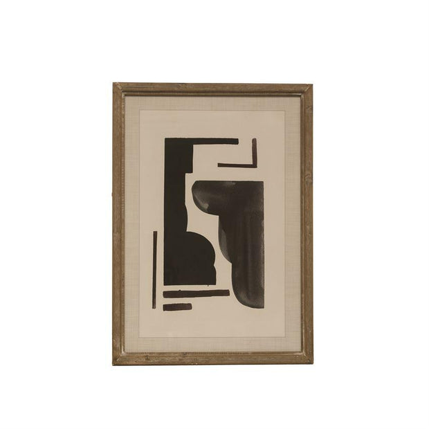Abstract Design Wall Decor