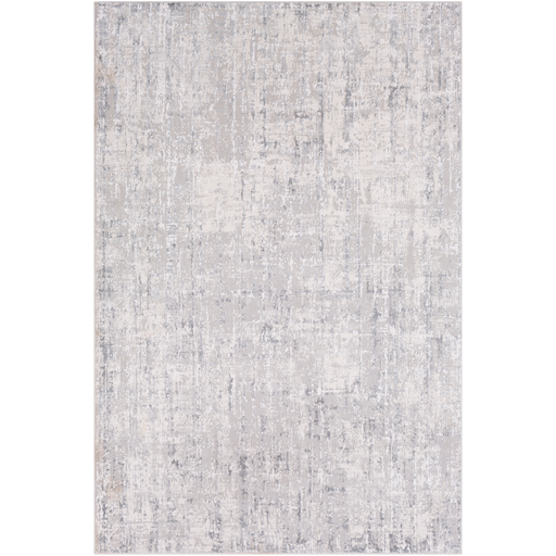 Aisha Rug in Light Gray & Medium Gray