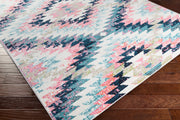 Anika rugs in White and Beige