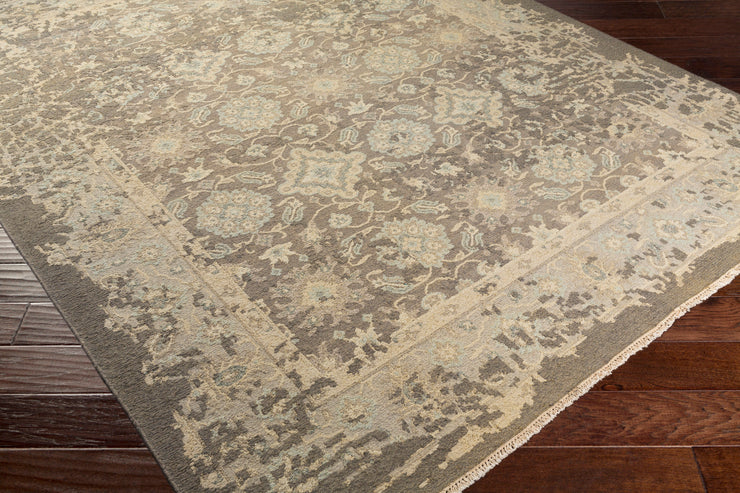 Artifact Rug in Brown & Neutral