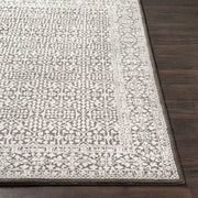 Bahar Rug in Charcoal & Taupe
