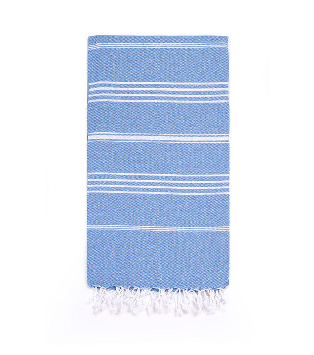 Basic Bath Turkish Towel in Various Colors