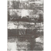 Contempo Collection Area Rug in Brindle, Black Olive, and Ivory design by Surya