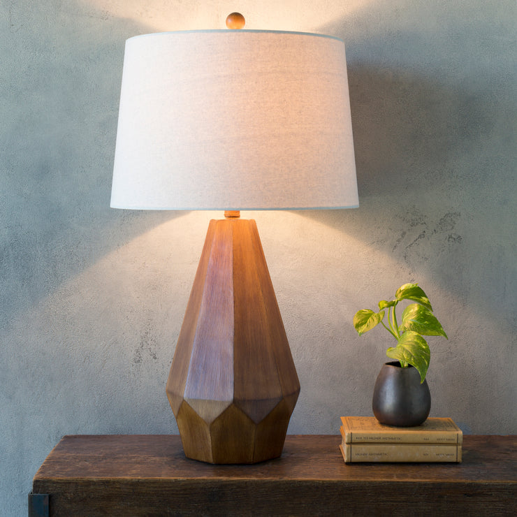 Draycott Table Lamp in Various Colors
