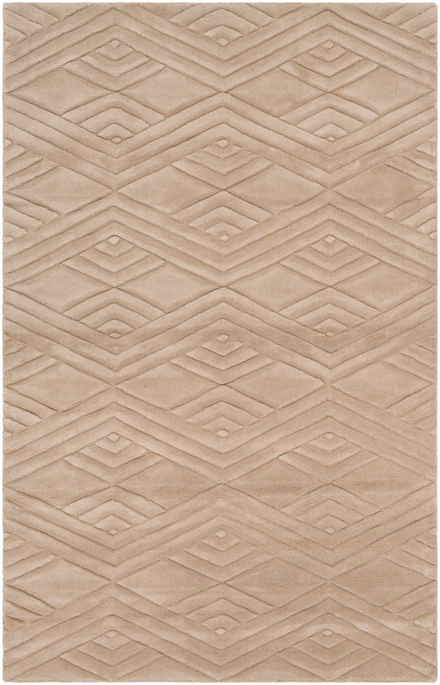 Etching Hand Loomed Rug