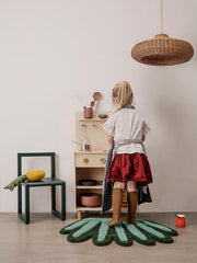 Coral Tufted Wall / Floor Deco Rug by Ferm Living