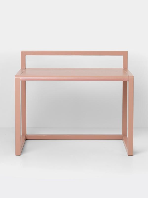 Little Architect Desk in Rose by Ferm Living