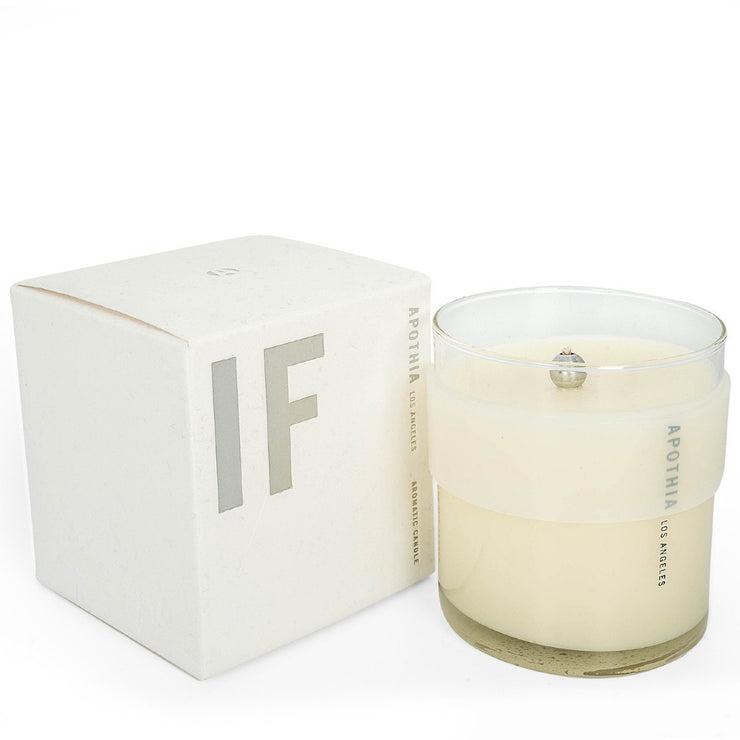 IF Parfum Candle by Apothia