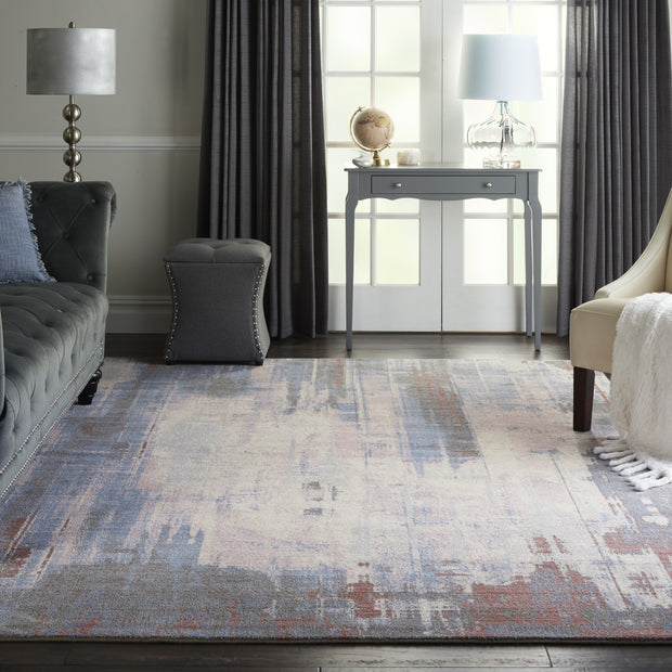Artworks Rug in Multicolor by Nourison