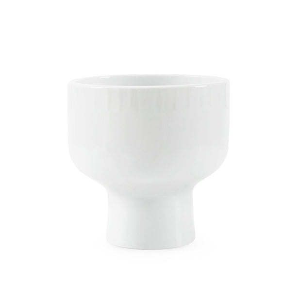 Nico Vase in White design by Bungalow 5