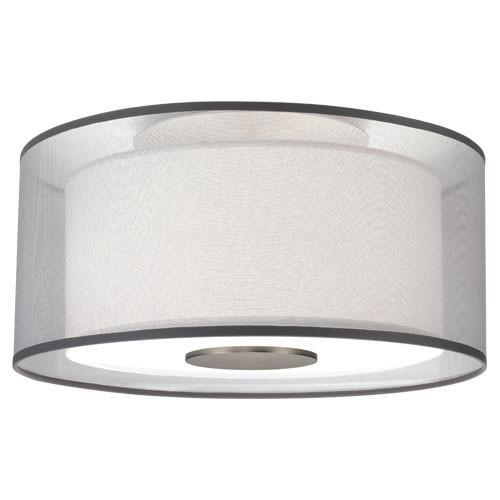 Saturnia Collection Semi-Flush Mount design by Robert Abbey