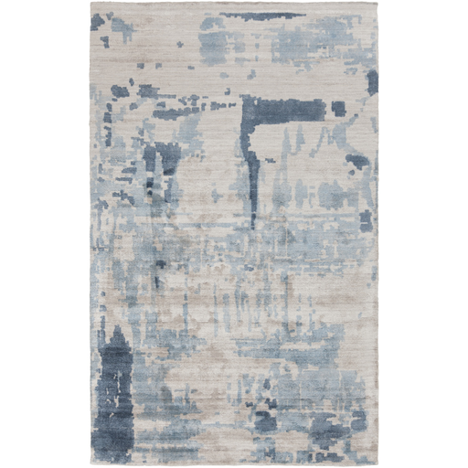 Silence Rug in Grey design by Papilio