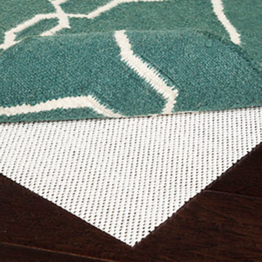 Squares 100% PVC Rug Pad in Various Sizes