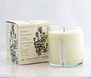 Sumerset Thyme Soy Candle design by Kobo Candles