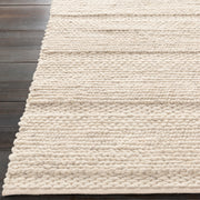 Tahoe Collection Area Rug in Ivory