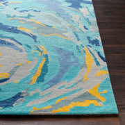 Technicolor Hand Tufted Rug