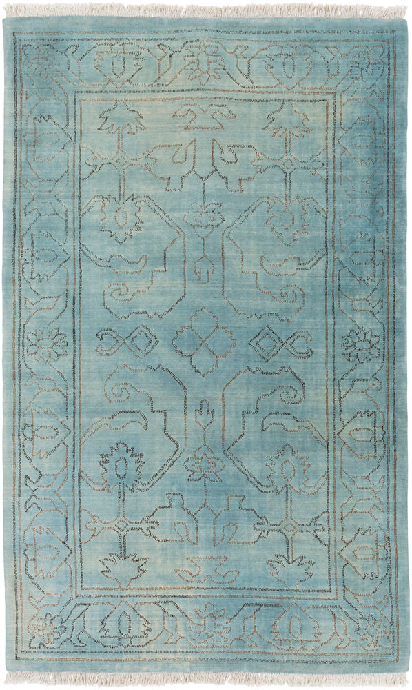 Wilmington Hand Knotted Rug
