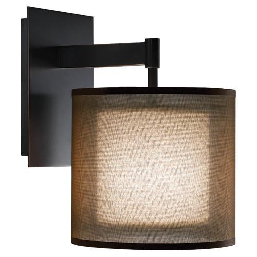 Saturnia Collection Wall Sconce design by Robert Abbey