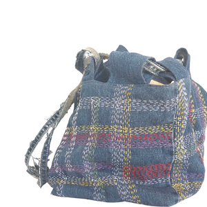 Upcycled Demin Bags - The Crafty Artisans