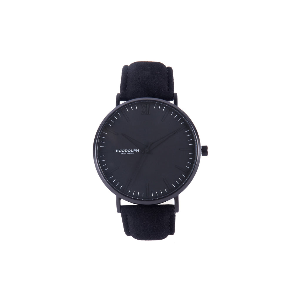 Erudite All Black (40mm)