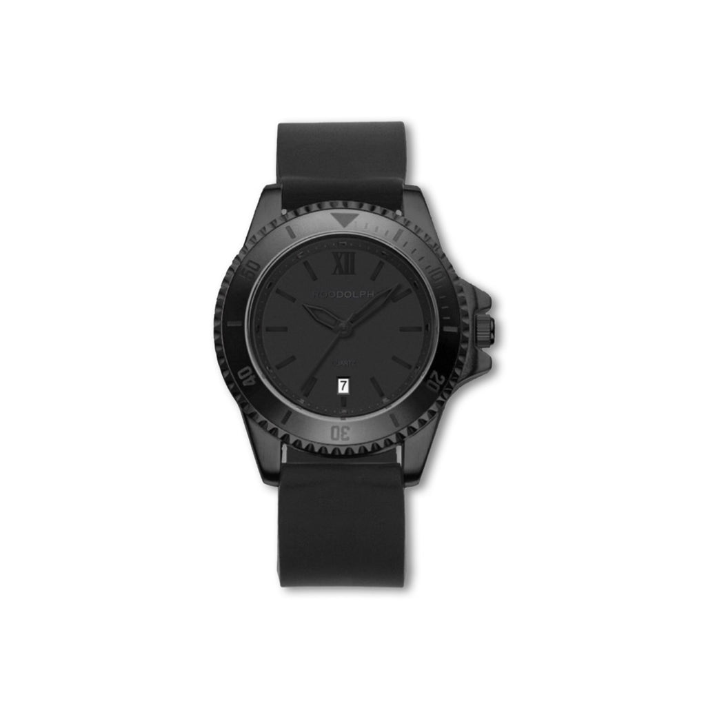 Forte Series All Black