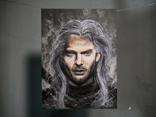 Load image into Gallery viewer, Witcher Print 2020