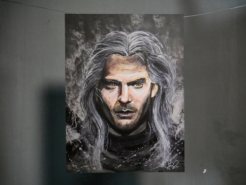 Witcher Print 2020