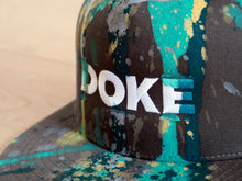 Load image into Gallery viewer, Custom Snapback Grey #1