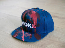 Load image into Gallery viewer, Custom Snapback Blue