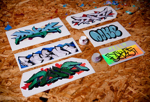Doke Stickers Pack No.1