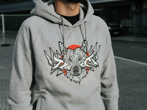 Essence of Snow HOODIE - Doke x Shooos