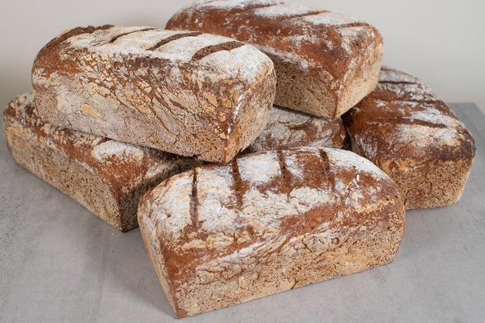 Artisan Gluten Free Sourdough - 6 Pack